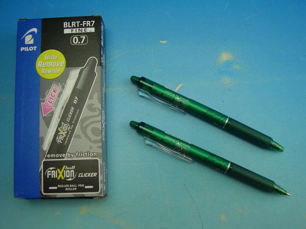 Frixion Clicker roller zelený 2061-004