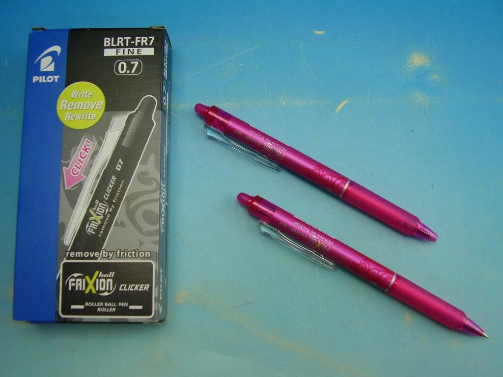 Frixion Clicker roller růžový 2061-009
