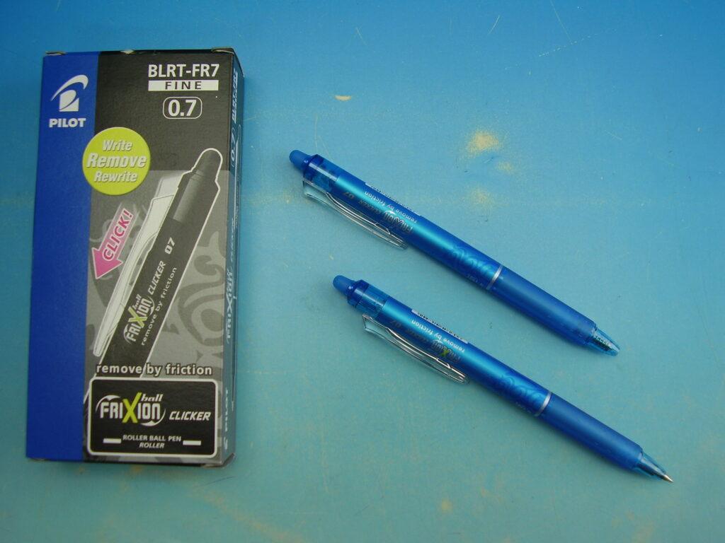 Frixion Clicker roller sv.modrý 2061-010