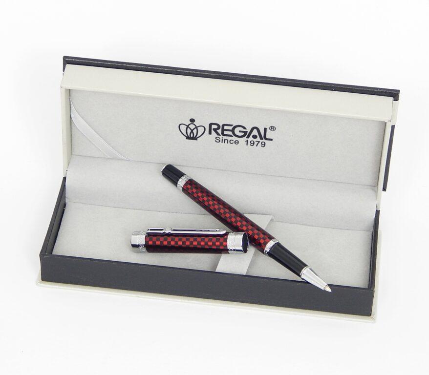 Souprava Ritz roller červený 92820R