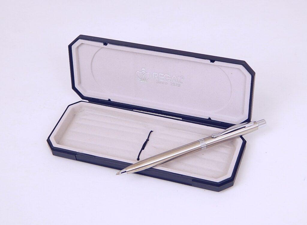 Souprava Reef Kuličkové pero stříbrné /PB02543007B/