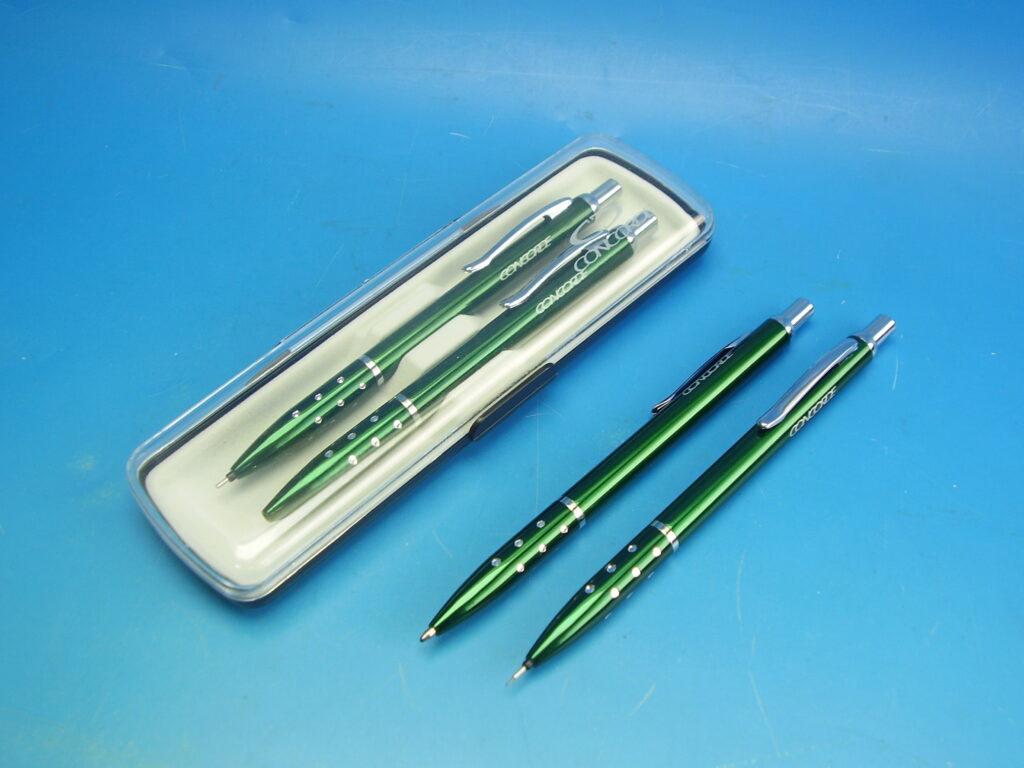 Souprava Elite zelená kul.pero+mikrotužka 0,5 /A0630/