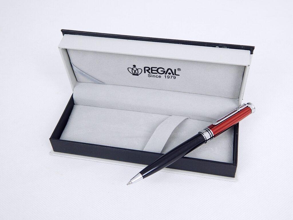 Souprava Darwin červené kuličkové pero / 272627B