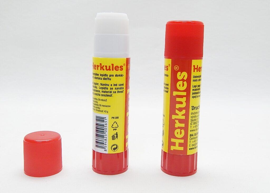 Lepidlo lepící tyčinka 40g HERKULES /52150911/