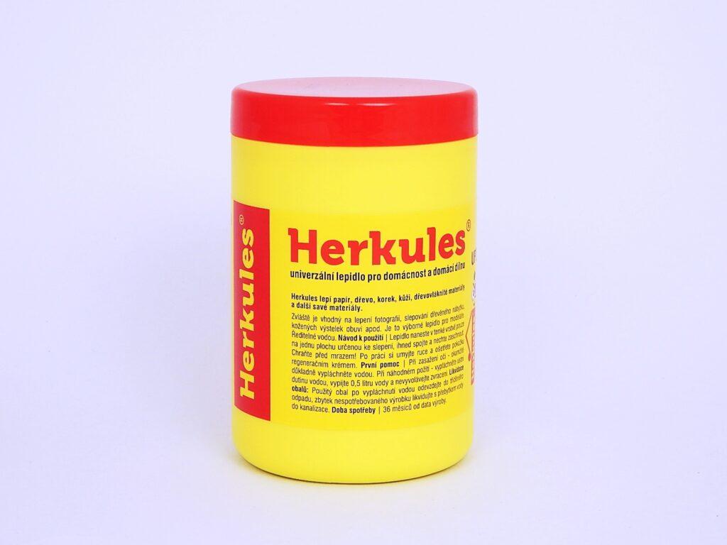 Lepidlo HERKULES 1kg / 12110941