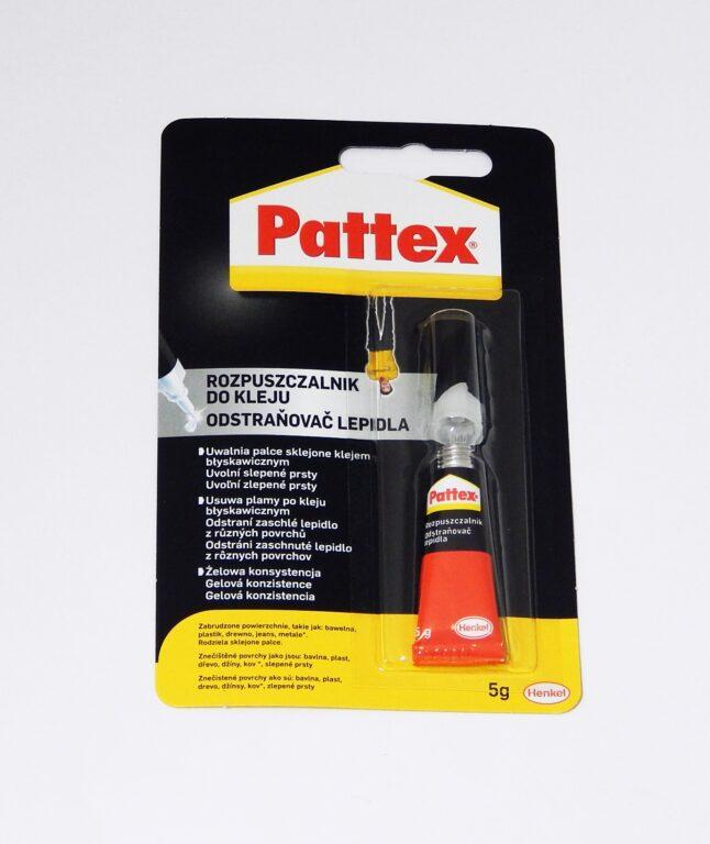 Odstraňovač lepidla PATTEX 5g / 1538416/