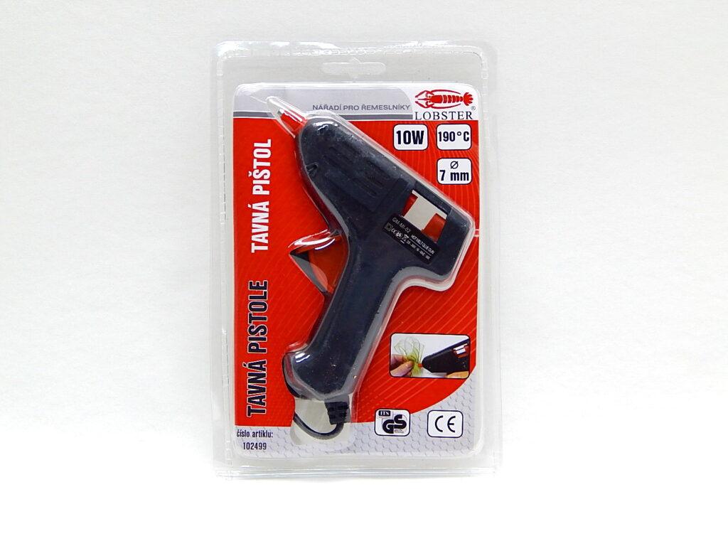 Pistole tavná malá 10W