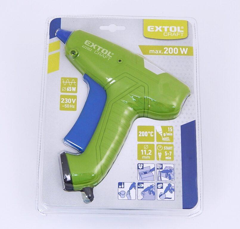 Pistole tavná EXTOL CRAFT 65W, 11mm /422002/