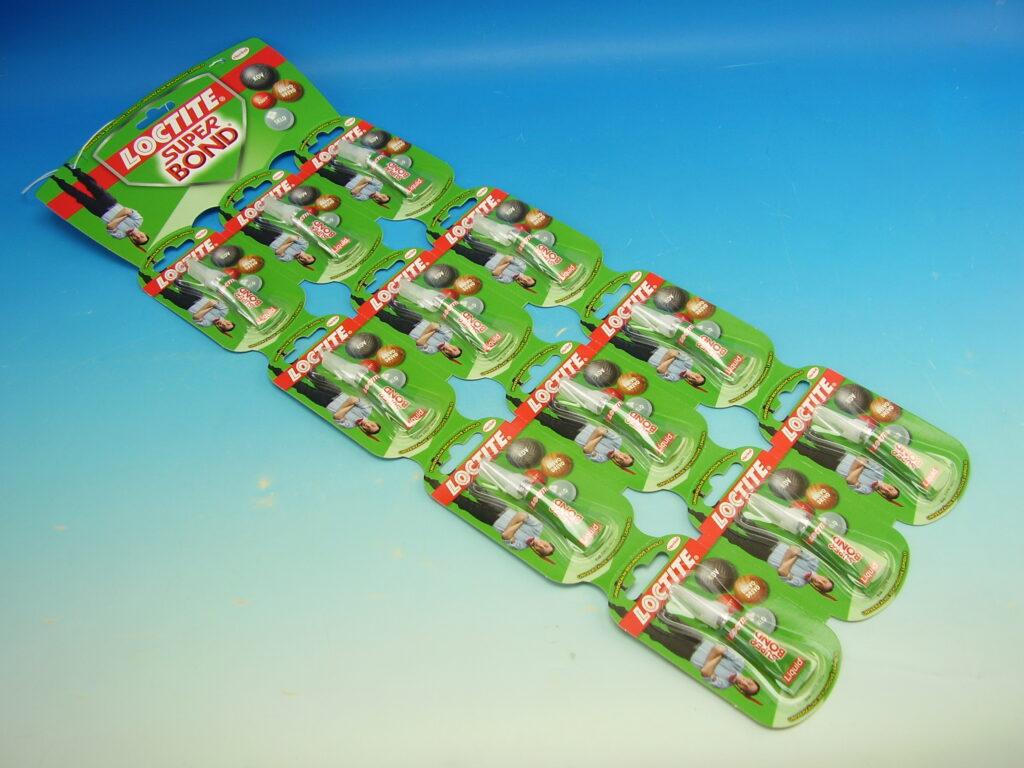 Lepidlo SUPER BOND 3g vteřinové 316955