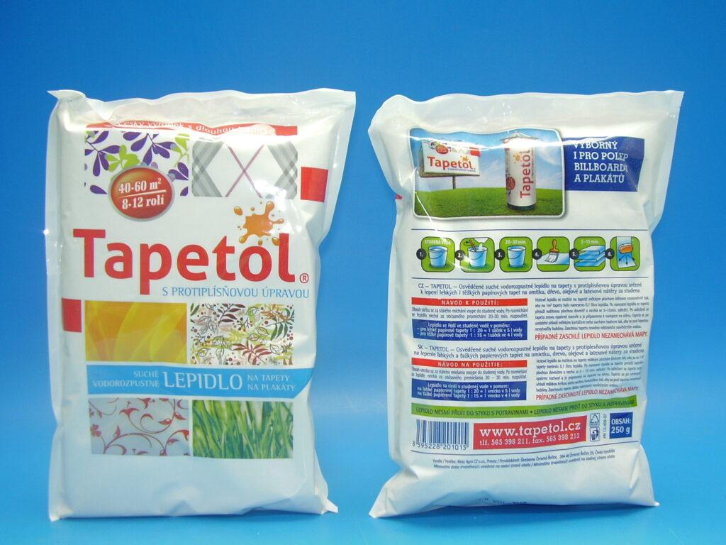 Lepidlo TAPETOL 250 gr na tapety