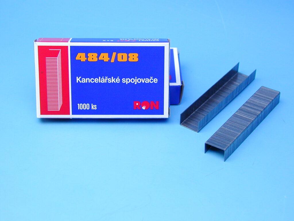 Sponky do sešívačky 484 24/08 L RON (1000)