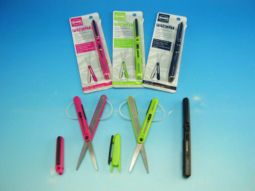 Nůžky KUM dětské pro leváky a praváky 5071222
