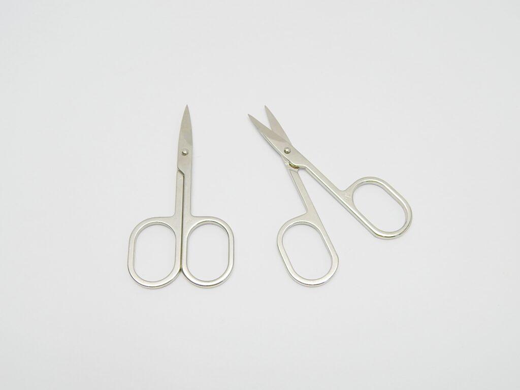 Nůžky nehtové rovné  / 911191 /