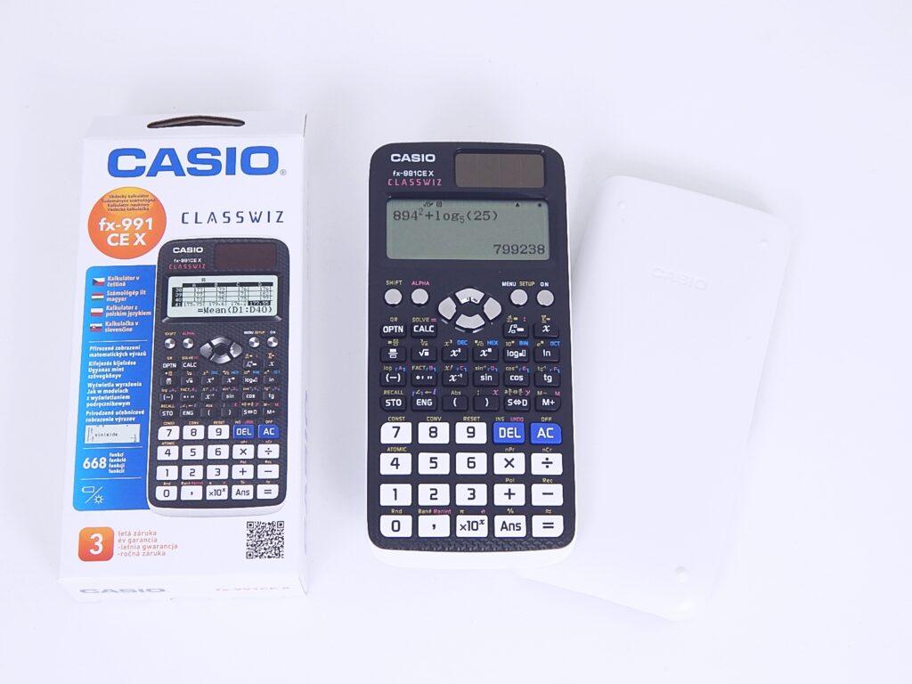 Kalkulačka CASIO FX 991CE X / 45012674