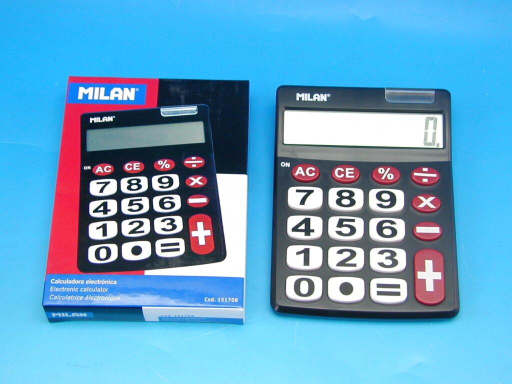 Kalkulačka MILAN 151708