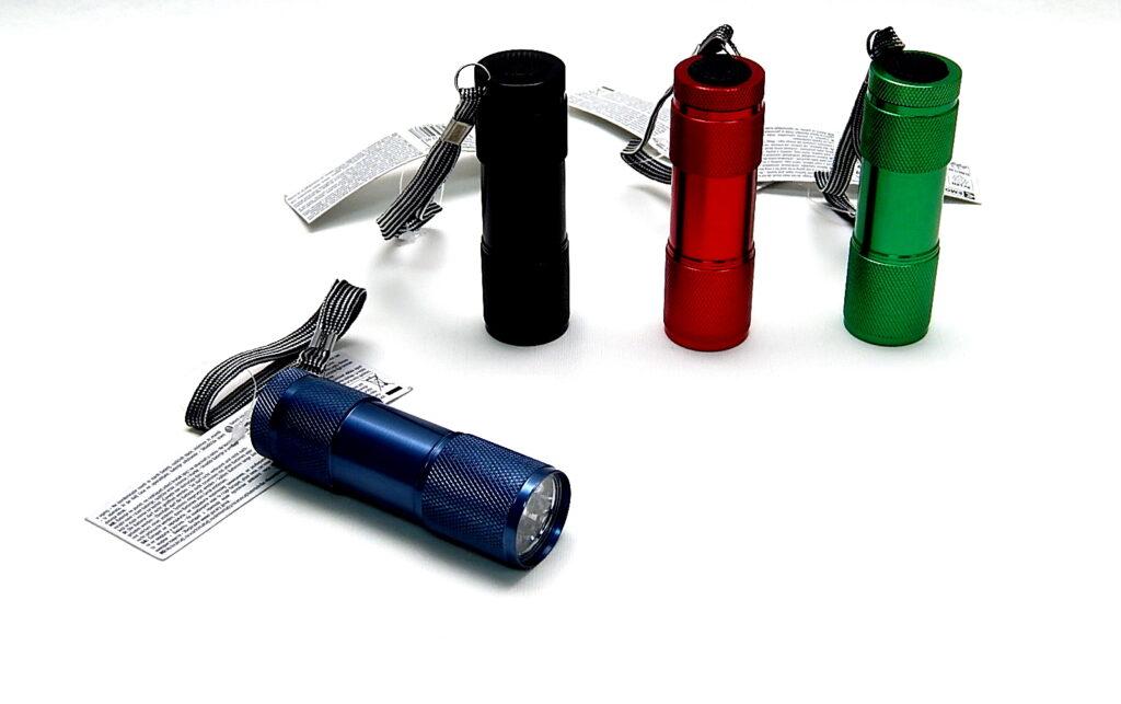 Svítilna LED  pr. 5mm, Mix barev 1440093109