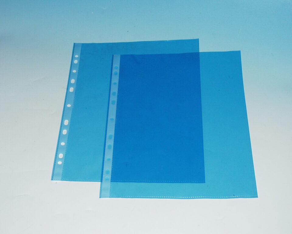 Složka A4 eurofolie modrá