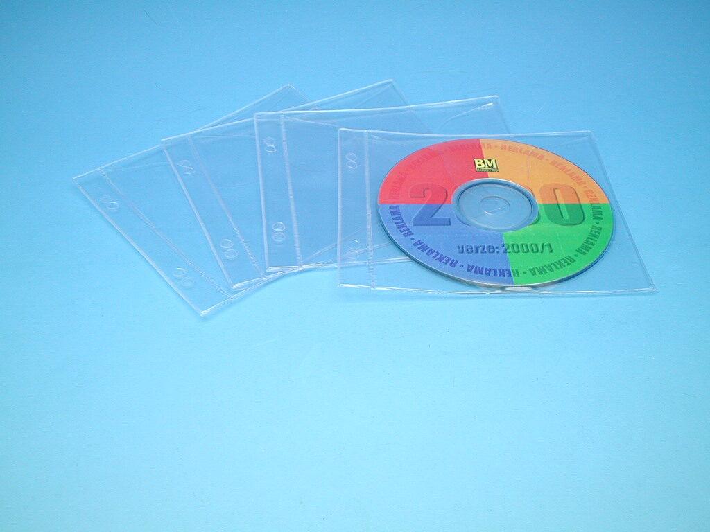 Obal závěsný na CD disky /2013/