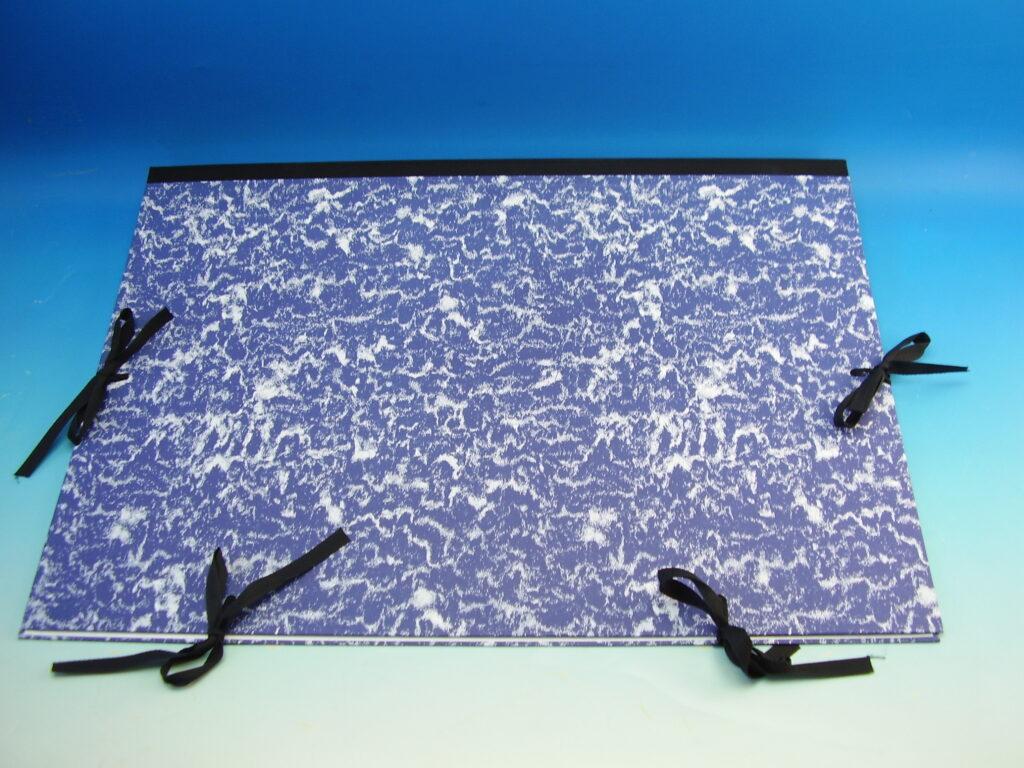 Desky spisové A2 100/SL hřbet,tkanice