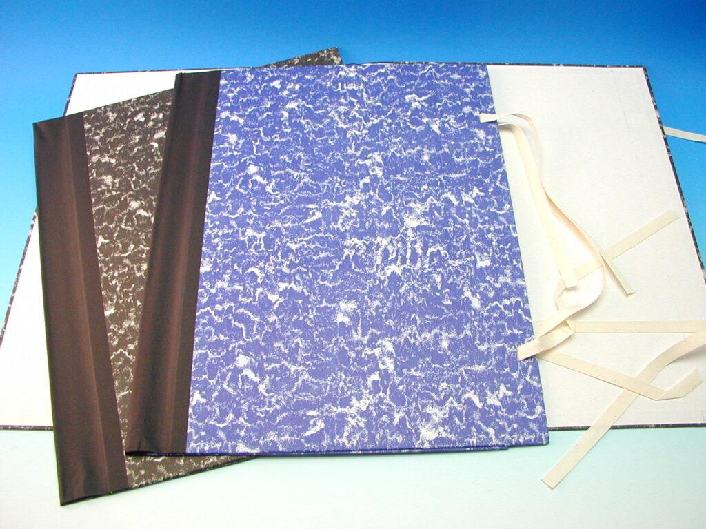 Desky spisové A3 SL hřbet,tkanice