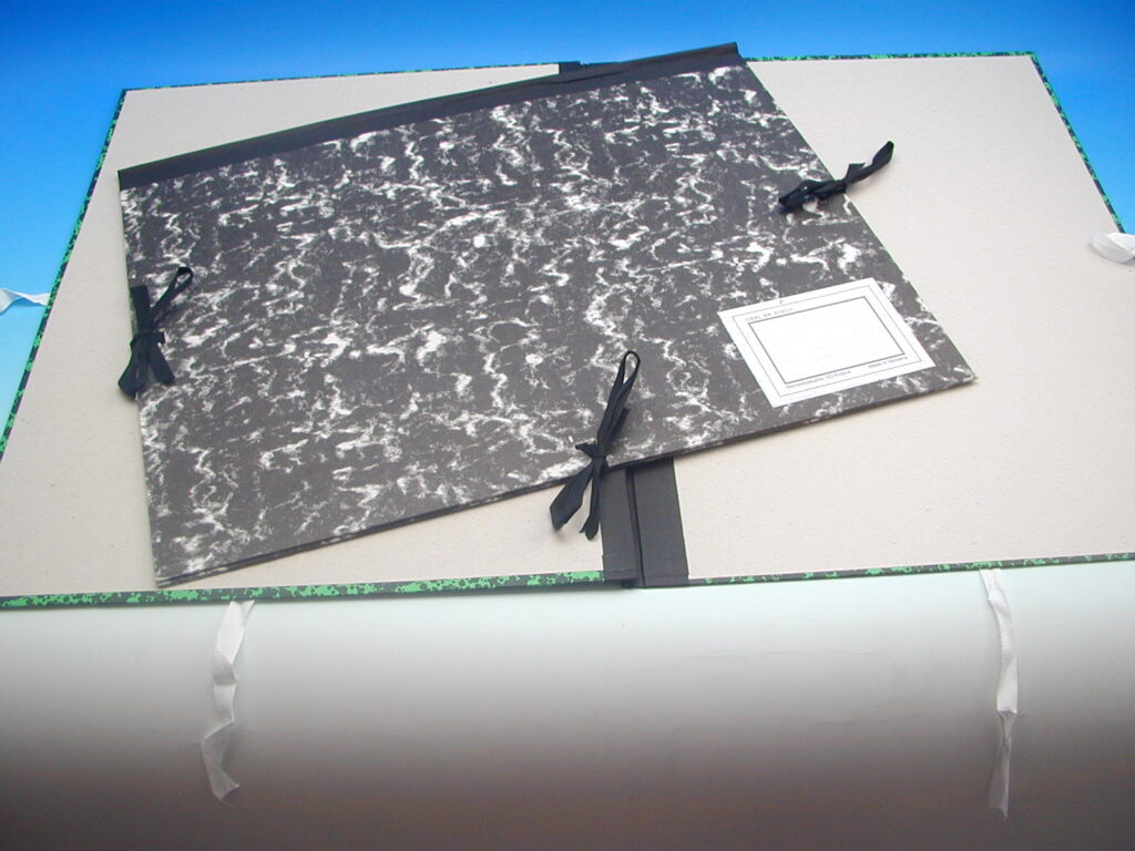 Obal na rýsovací desku 40x53cm