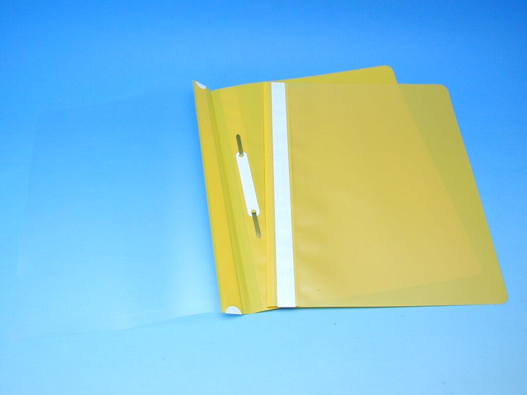 Rychlovazač SH-006 A4 PVC žlutý