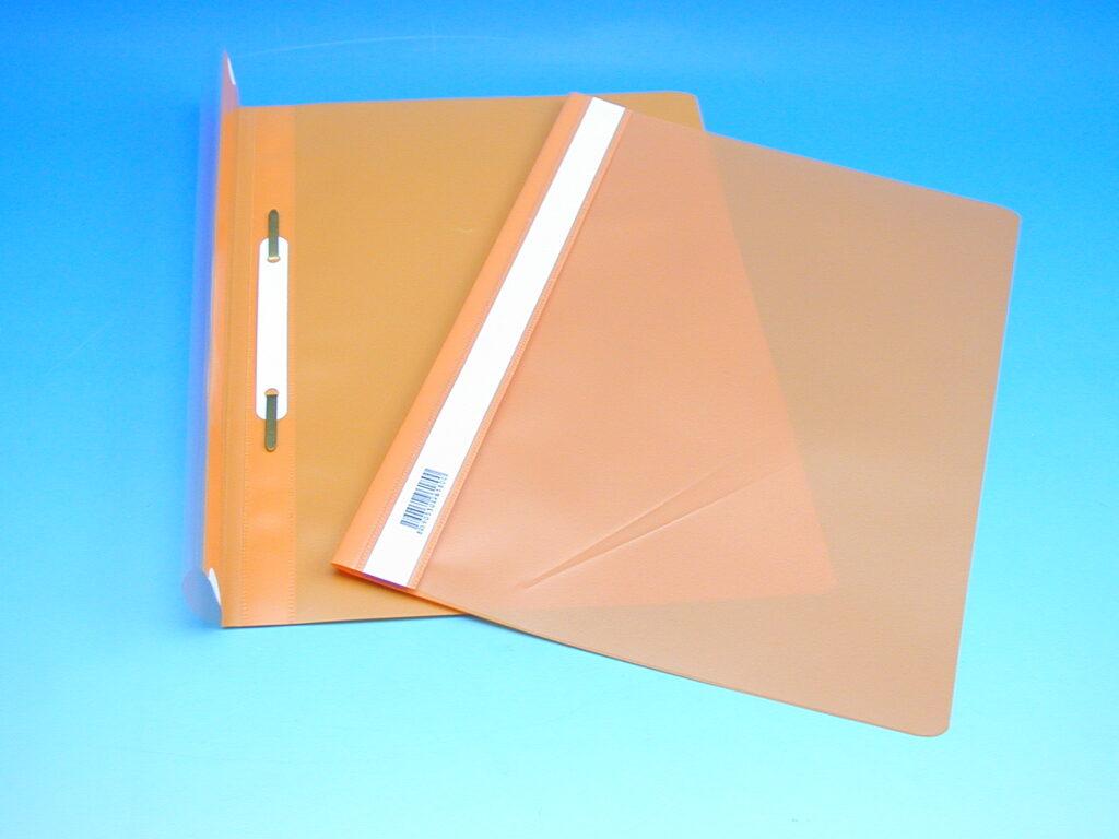 Rychlovazač SH-010 A4 PVC oranžový