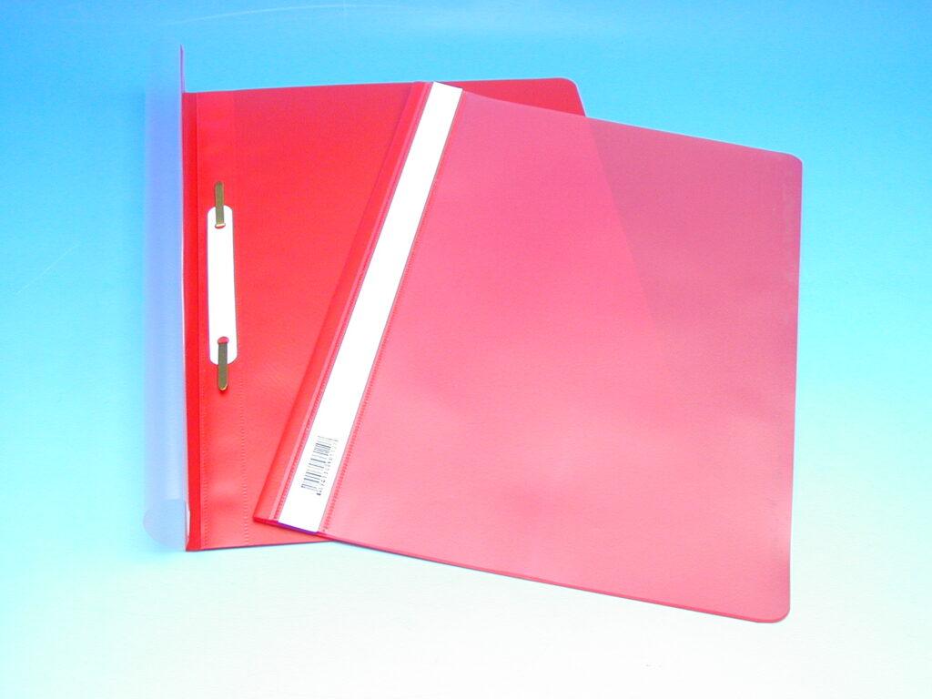 Rychlovazač SH-004 A4 PVC červený