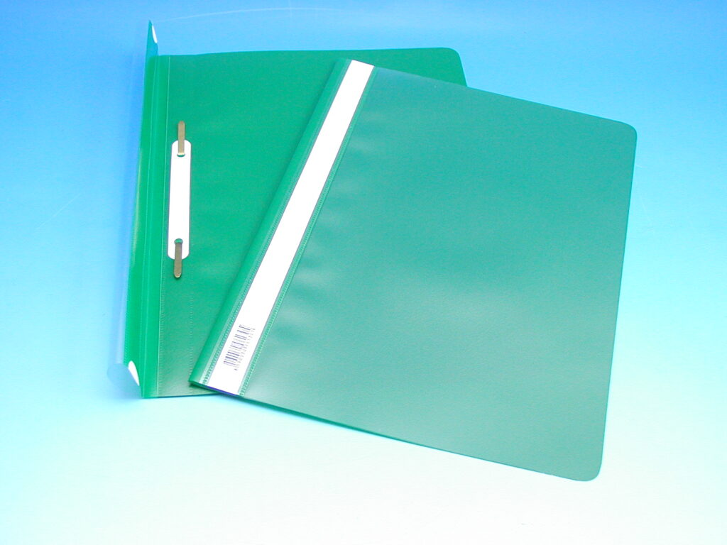Rychlovazač SH-005 A4 PVC zelený