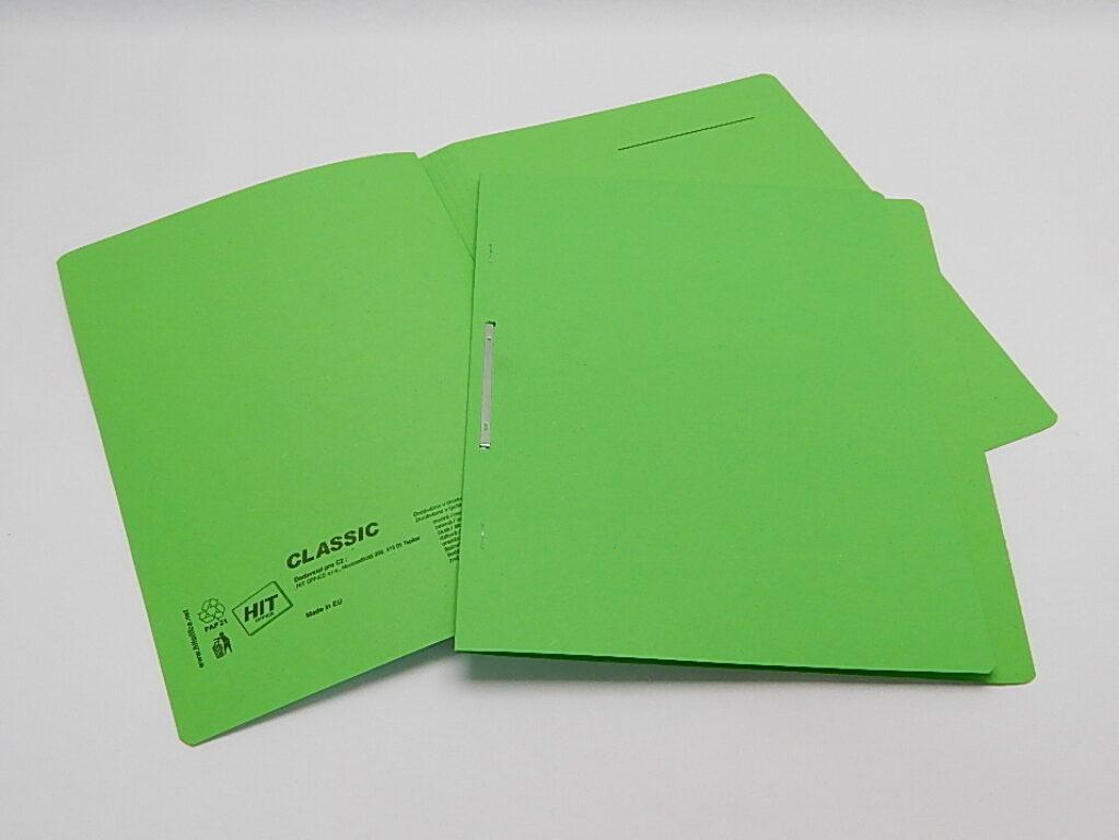 Rychlovazač ROC papír zelený