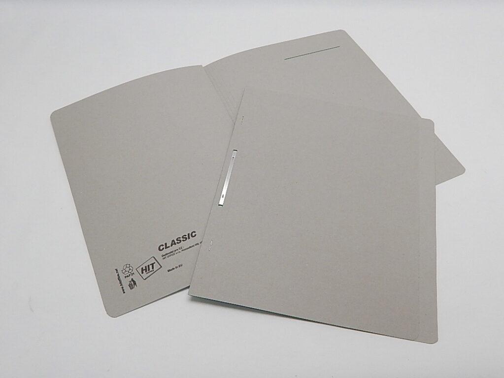 Rychlovazač ROC papír šedý