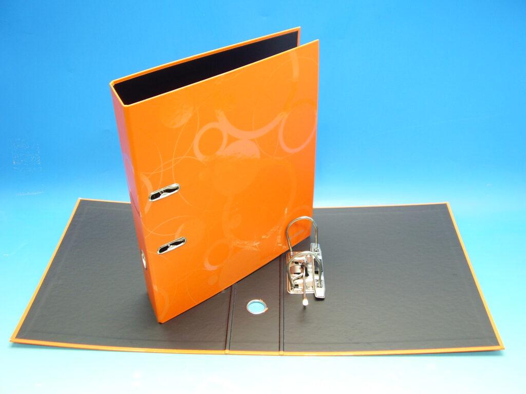 Pořadač A4 pákový 7cm NEO COLORI ,ORAN /7-308/