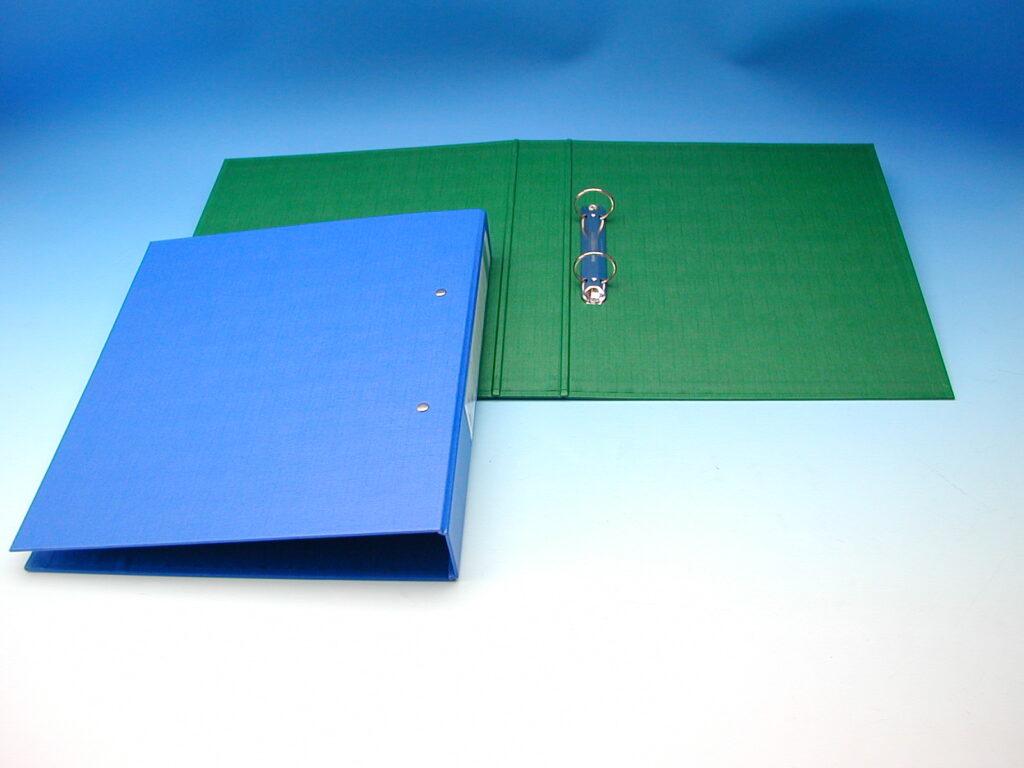 Pořadač A4 2kr.-4cm modrý 1243