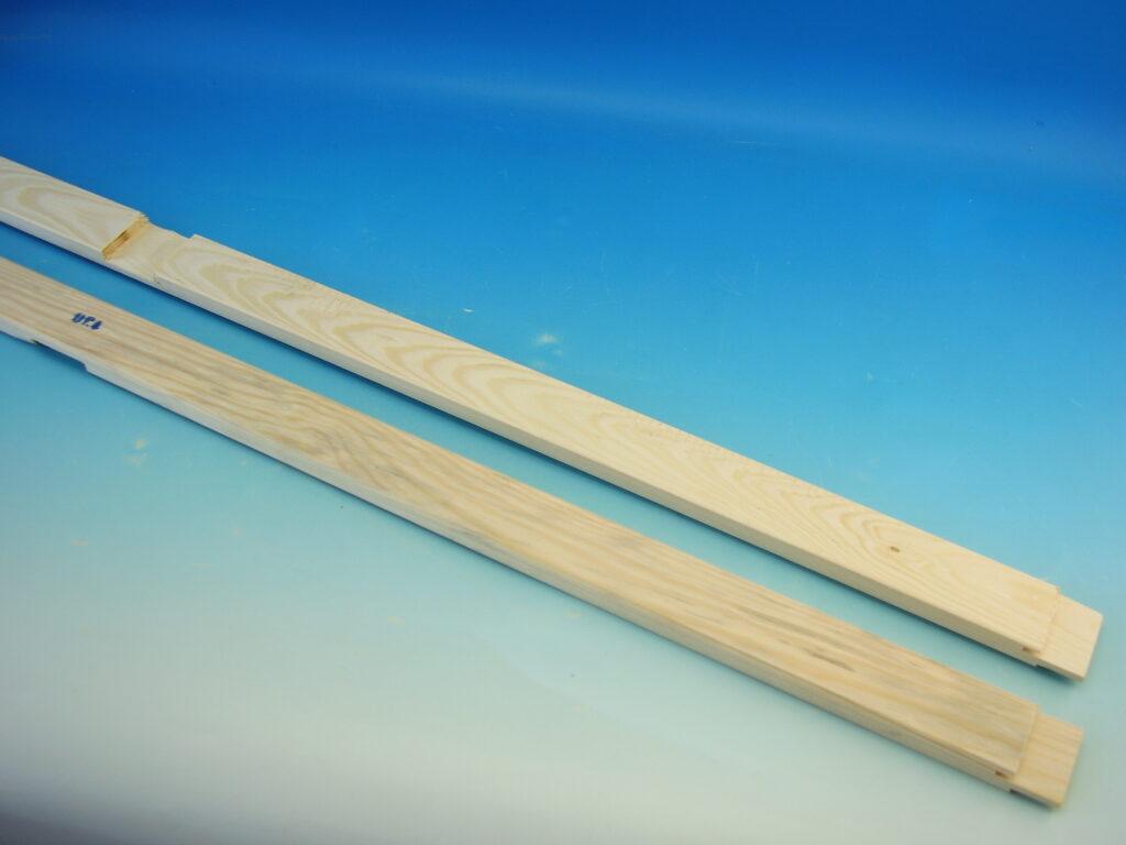 Příčka 150cm k blindrámu
