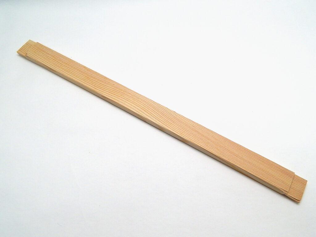 Příčka 65cm k blindrámu