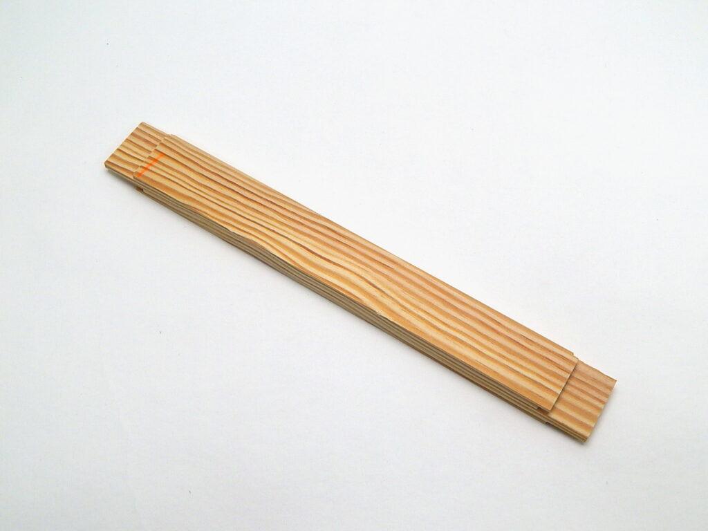 Příčka 40cm  k blindrámu