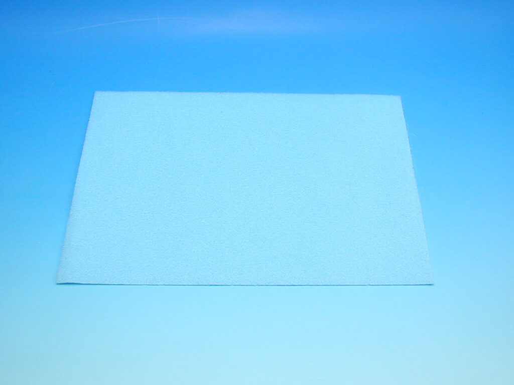 Papír velur sv.modrý A4 870267A