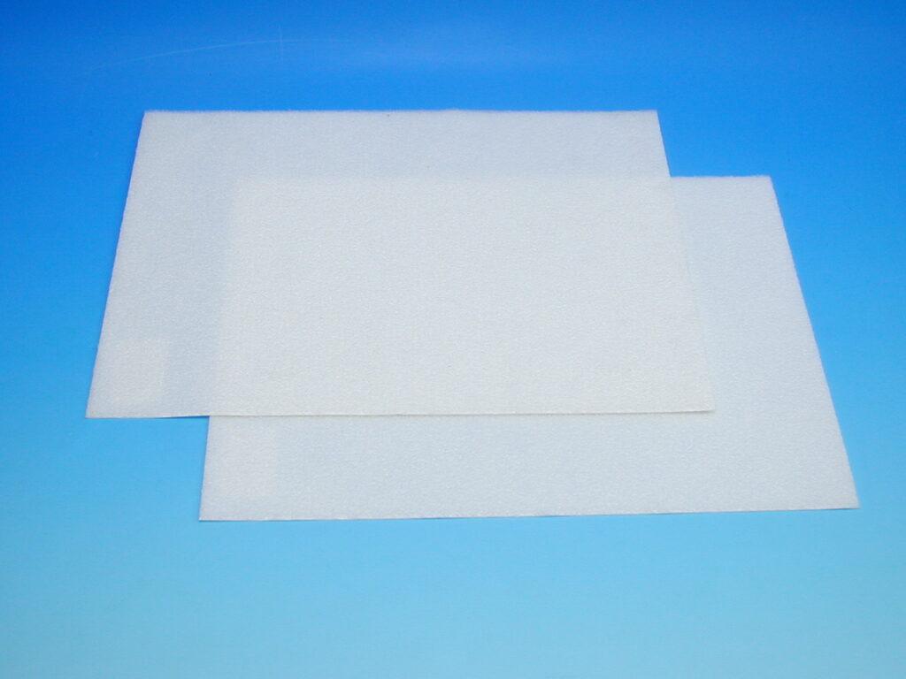 Papír velur bílý A4 870270A