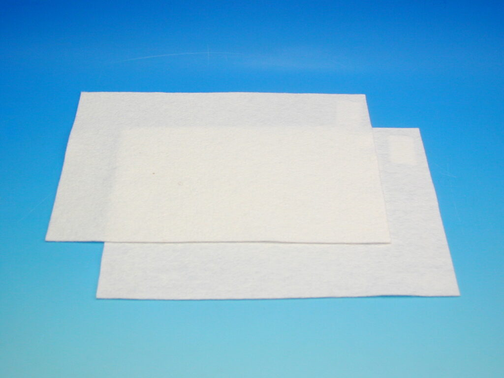 Plsť bílá 140g 20x30cm 870500