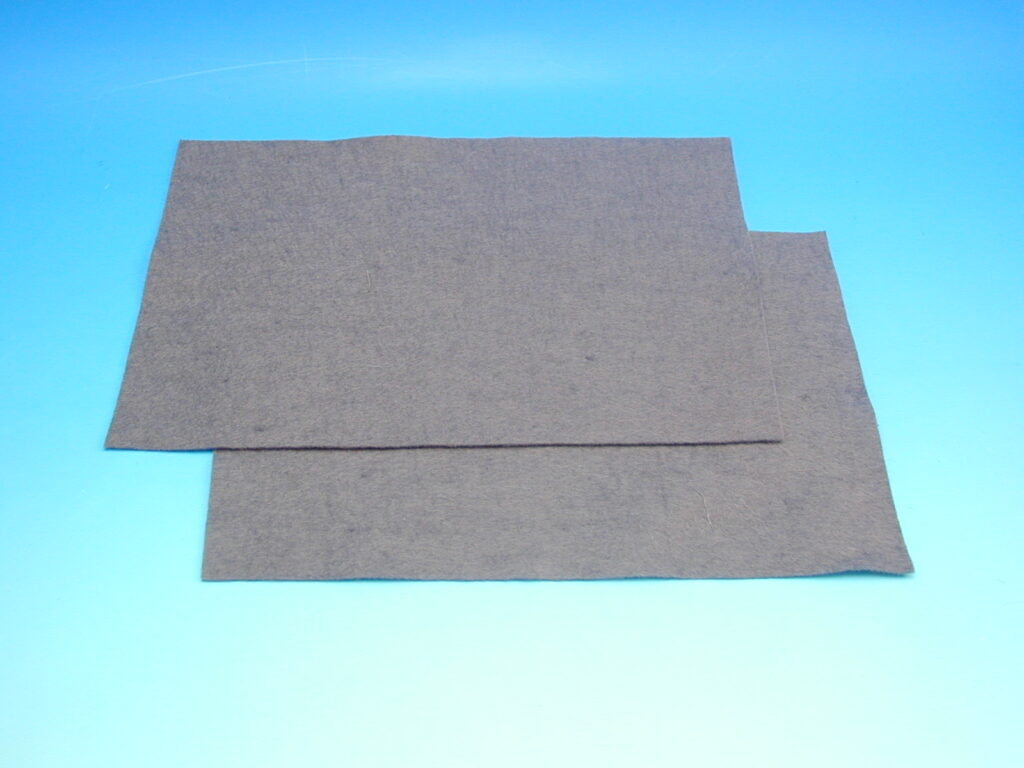 Plsť šedá 140g 20x30cm 870510