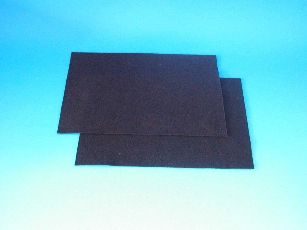 Plsť černá 140g 20x30cm 870513