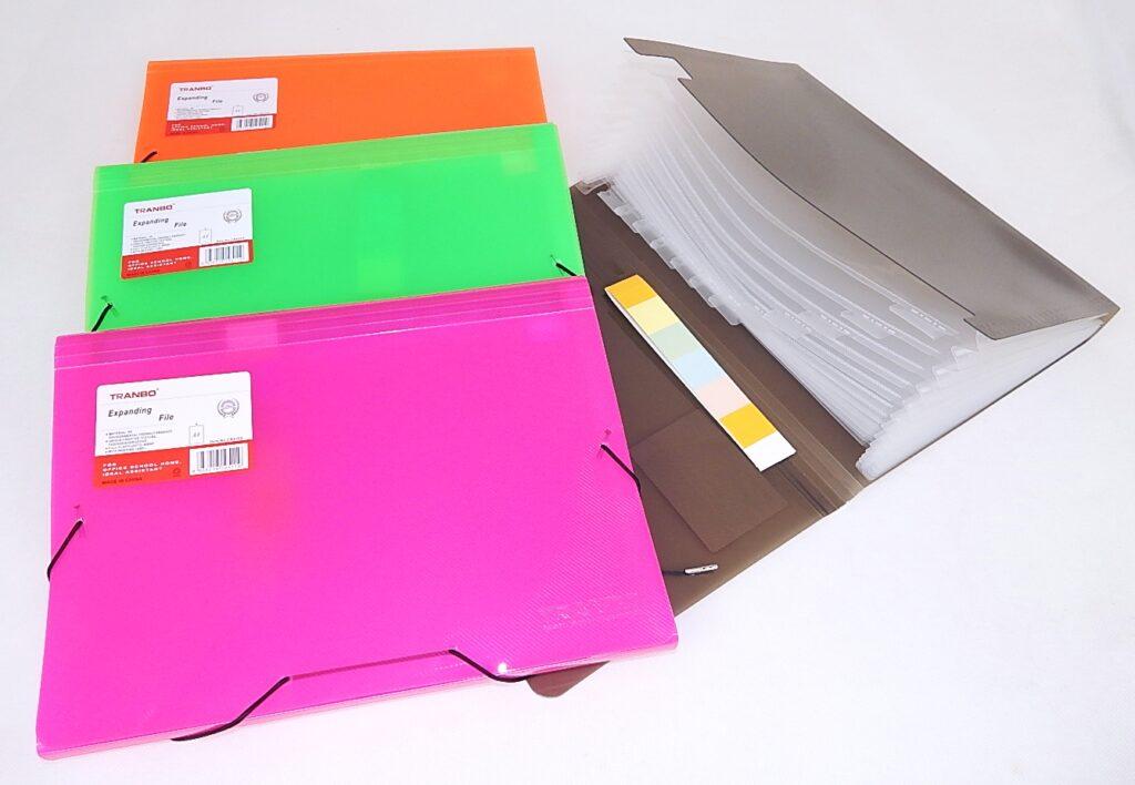 Box na dokumenty A4 12 kapes CB4302 / 105119