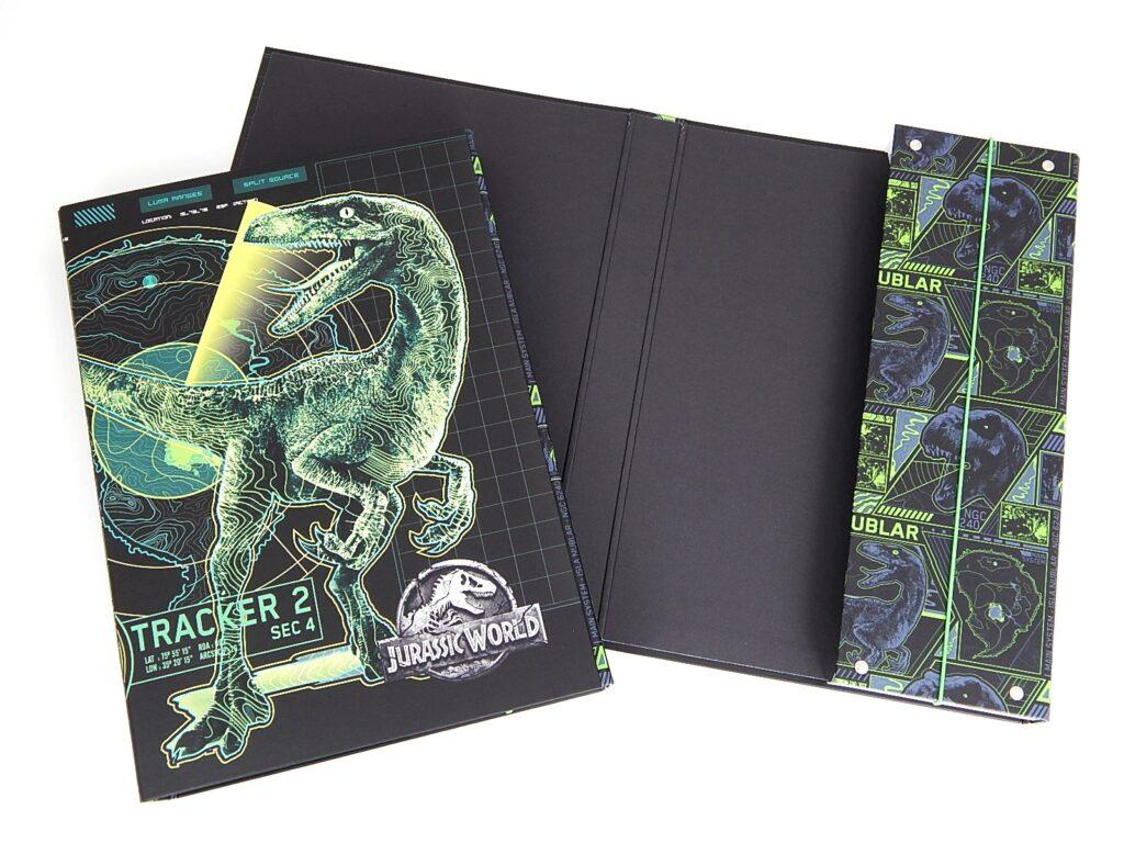 Box školní A4 Jurassic World / 5-70018