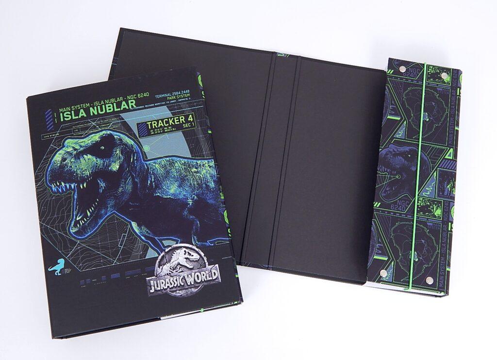 Box školní A5 Jurassic World / 1-66818