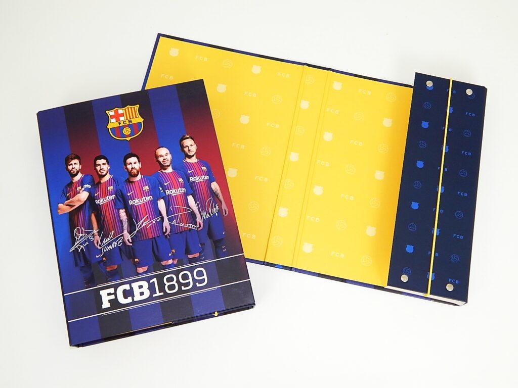 Box školní A5 FC Barcelona / 1-66918