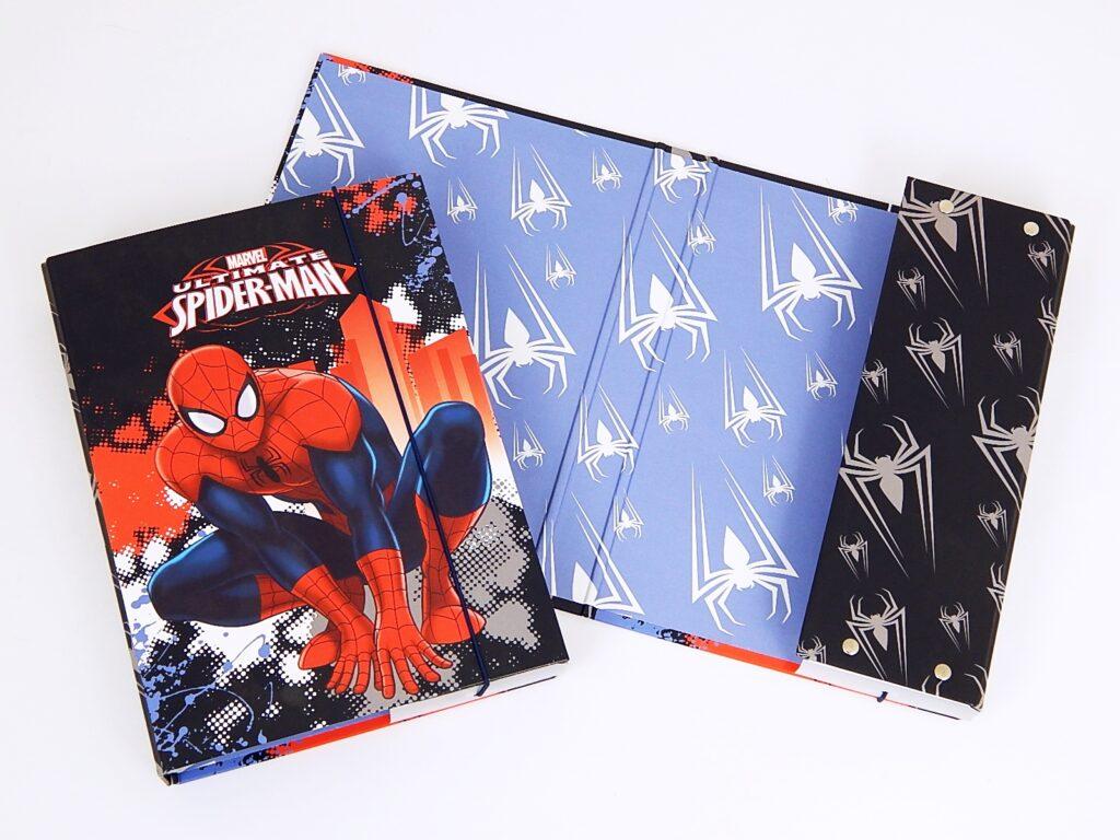 Box školní A5 Spiderman /1-699/