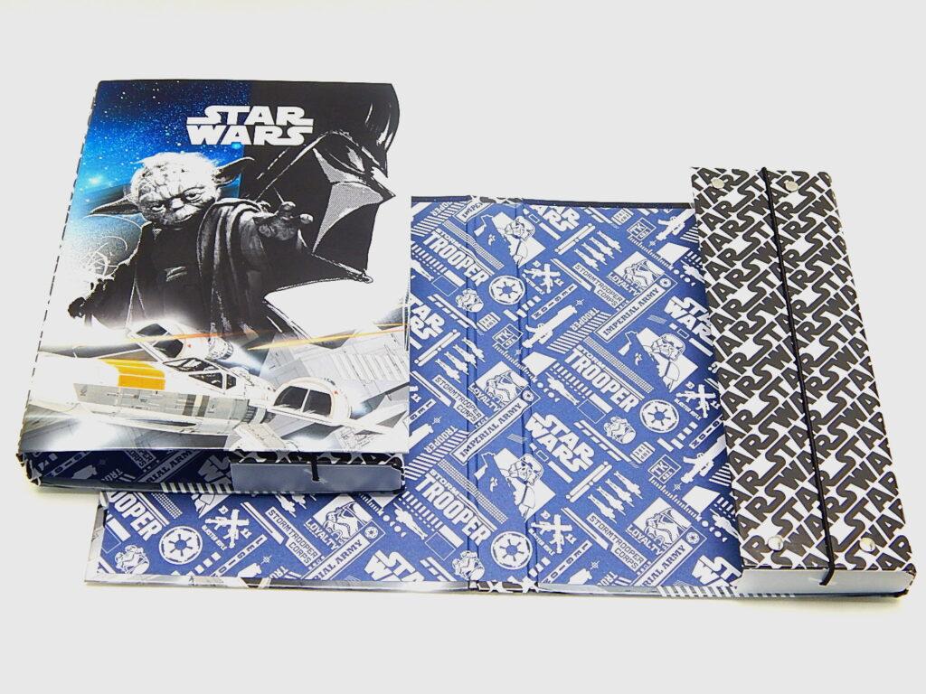 Box školní A5 Star Wars /1-878/
