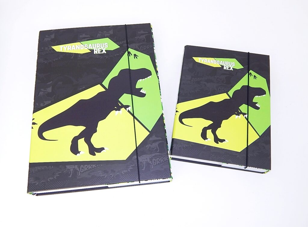 Box školní A4 + A5 T-Rex