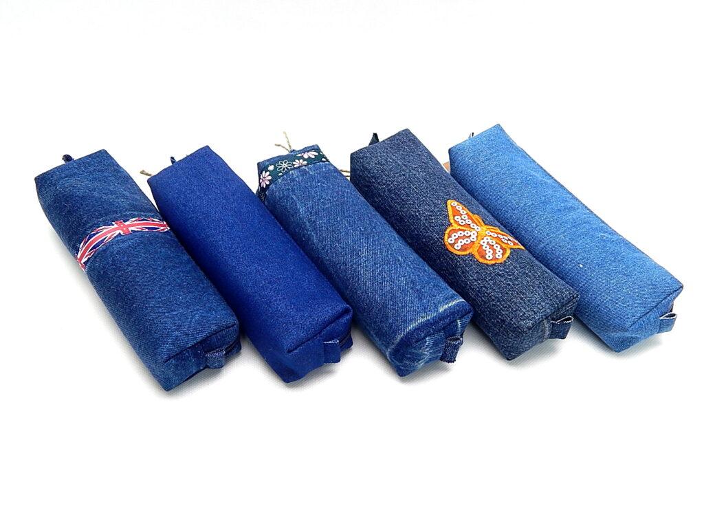 Etue školní textil mix 145657