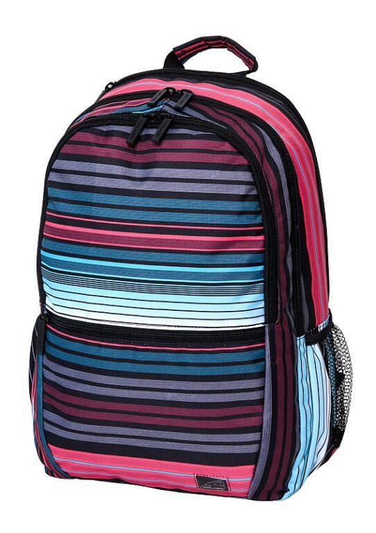 Batoh studentský Classic Stripes  B-42134-122